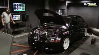 1171 WHP SpeedNation EVO IX Extreme Tuners (TEASER)