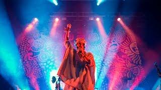 Crystal Fighters Live - Donostia #EVERYTHINGISMYFAMILYTOUR