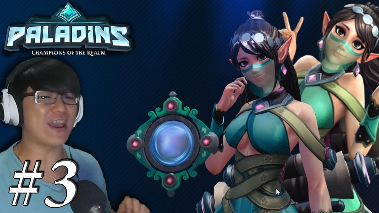 Download Mendadak 18+ W/ MILYHYA, Remilio Game  - Paladins #3