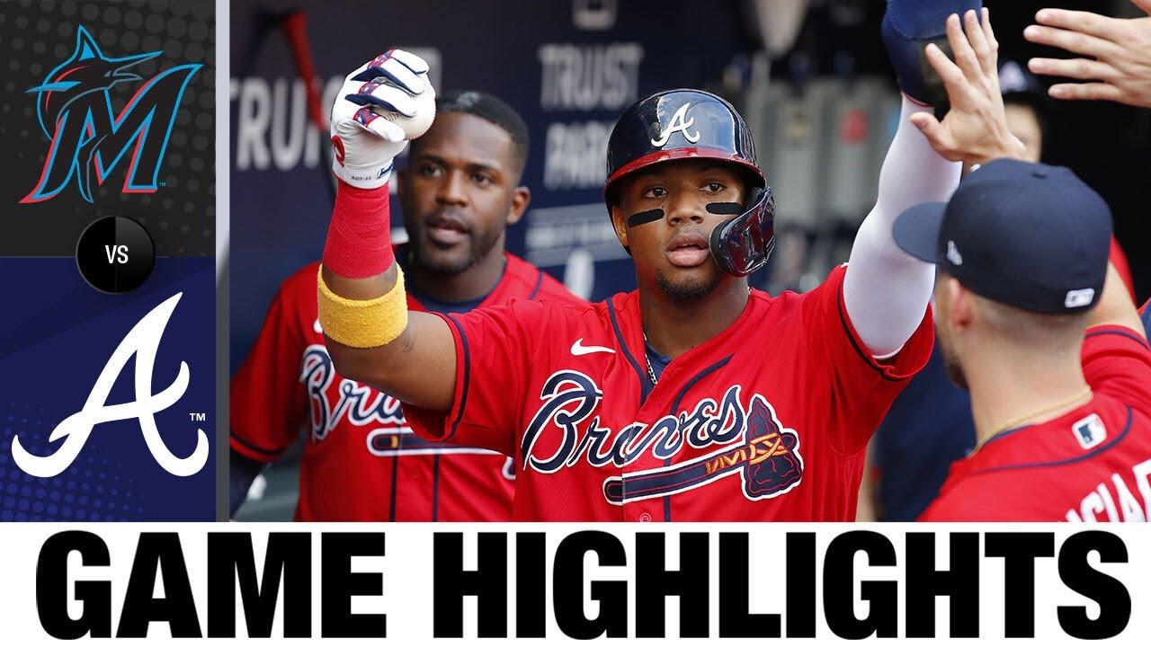 Download Marlins vs. Braves Game Highlights (7/2/21)   MLB Highlights