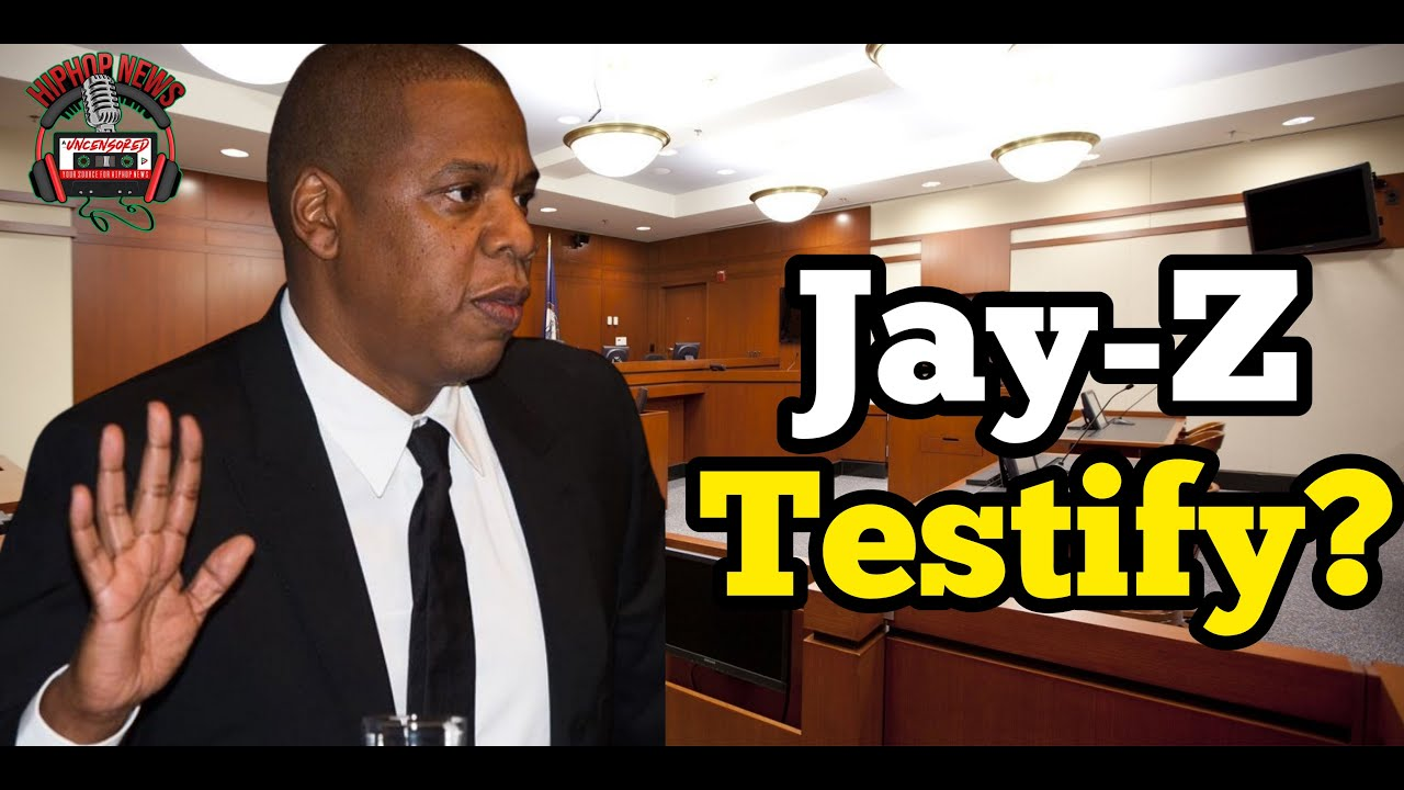 Jay-Z Is About To Testify Against?
