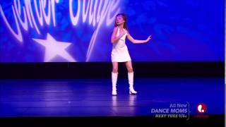 Dance Moms - Maddie Ziegler - You Go-Go Girl/These Boots Were Made For Walkin