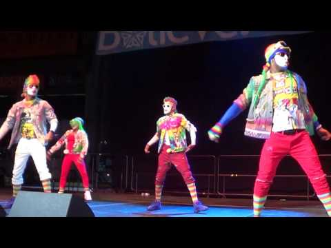 FRESH THE CLOWNS sold out the BLUE CROSS ARENA! ( LIVE)
