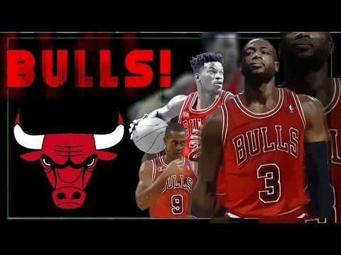 The New Chicago Bulls Mix 2016-17 - Heathens