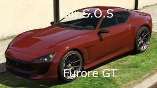 GTA 5 Car S.O.S Furore GT