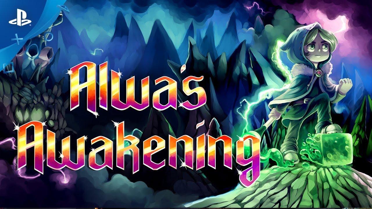 Alwa's Awakening - Launch Trailer | PS4