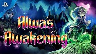 Alwa S Awakening Launch Trailer PS4