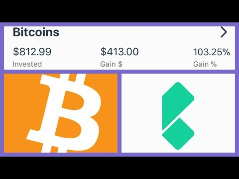 Bitcoin investing with iBillionaire APP. Become a Billionaire TODAY! - 동영상