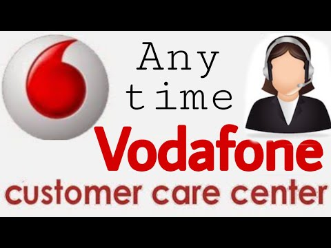 How To Vodafone Customer Care Number. Any Time Vodafone Customer Care Contact
