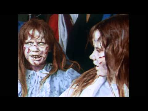 Ginger - Story behind the head spin in The Exorcist