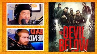 Bobby Lee and Andrew Santino Are Mad for Not Being in Fancy B's Movie: The Devil Below