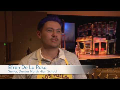 """With """"In The Heights,"""" Denver Students Take On Gentrification"""