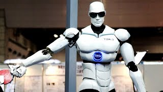 All Best Advanced Humanoid Robots Until 2019 Ep. 03 || Male Version