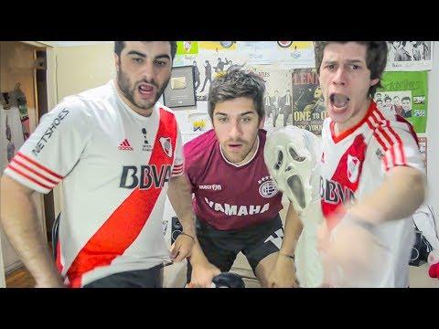 Lanús 4 River 2   Copa Libertadores 2017 Semifinal VUELTA   Reacciones Amigos
