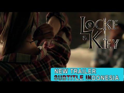 LOCKE & KEY - Apa Maksud Kunci Itu ? (Sub Indo)
