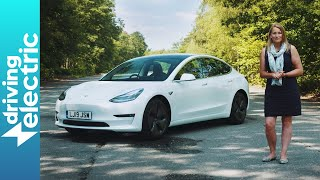 Tesla Model 3 Standard Range Plus review - DrivingElectric