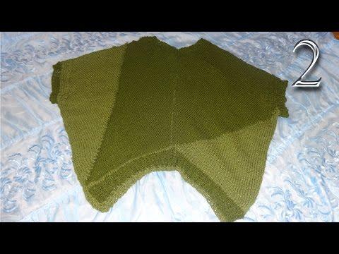 Вязание-пуловер(джемпер, кофта)
