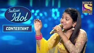 Arunita ने 'Aapki Aankhon' पे दिया एक Soothing Performance | Indian Idol Season 12