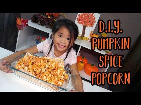 diy-pumpkin-spice-popcorn-recipe-|-pumpkin-pie-spice-white-chocolate-popcorn-|-easy-recipes-for-kids