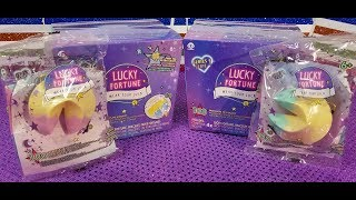 Lucky Fortune Unboxing With Big Box And Small Bag Opening