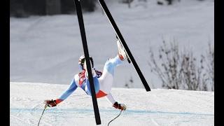 Top 5 Skiunfälle   Johannes Wansch