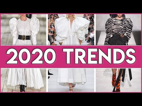 Fashion Trends 2020 - What's Hot & New!. http://bit.ly/2GPkyb3