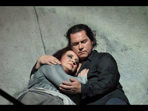 'Tristan und Isolde' (2017/18) - Reportatge