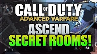 Call of Duty: Advanced Warfare - Glitch Ascend - Come entrare nella stanza segreta! -  (Out of map)