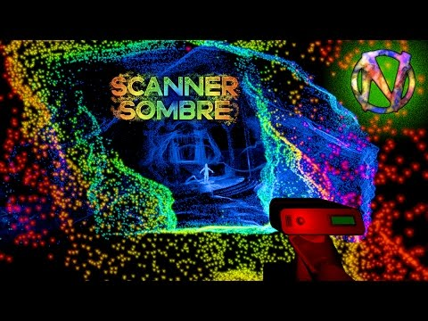 Scanner Sombre - A LIDAR Exploration - Full Walkthrough