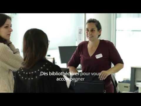 Les bibliothèques universitaires de l'Université Grenoble-Alpes