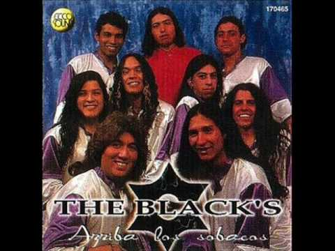 The Black's - Arriba Los Sobacos - 1999 (Cd Completo)