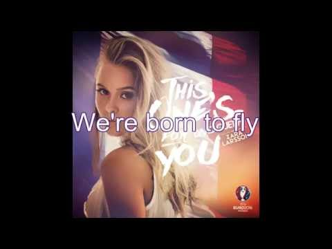 David Guetta ft. Zara Larsson - This One's For You (Lyrics)
