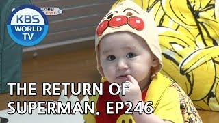 The Return of Superman | 슈퍼맨이 돌아왔다 - Ep.246: I Miss You Even When You're with Me [ENG/2018.10.14]