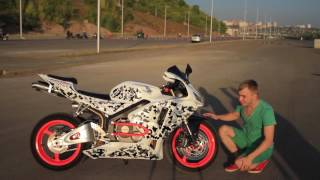Идеи для тюнинга мотоцикла Honda CBR600RR #1