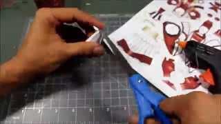 IRON MAN MK 7 - Papercraft