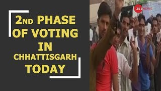 Second phase of voting to take place in Chhattisgarh today