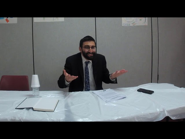 Rabbi Moskowitz   Women's Day of Learning