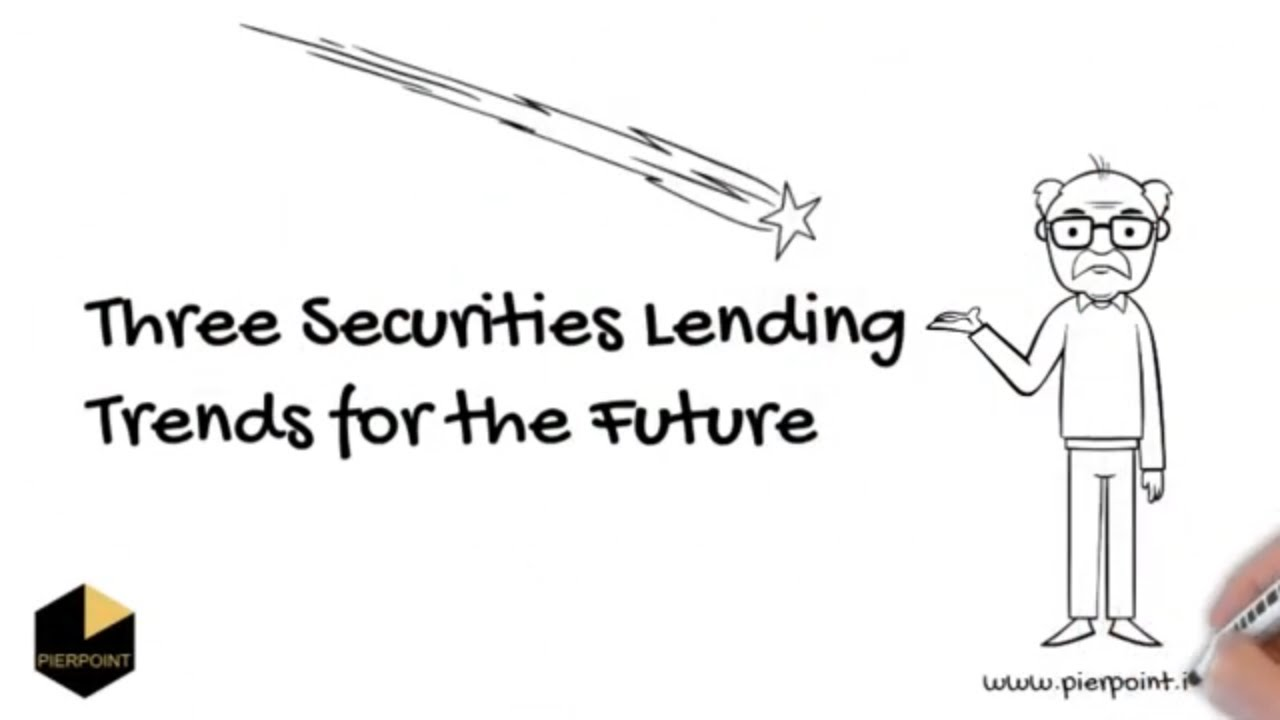 Three Trends for the Future of Securities Lending