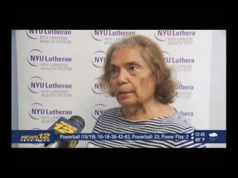 NYU Lutheran Family Health Centers on News 12 Brooklyn