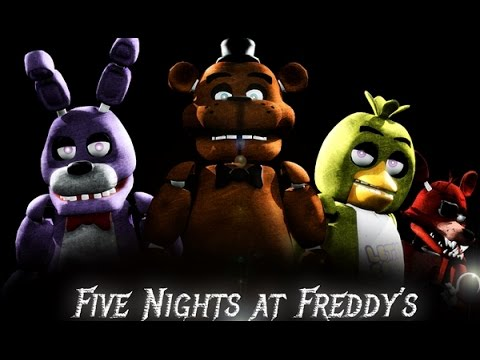 Five Nights At Freddy's Part 1 | Night 1 struggle | TheBrumtards