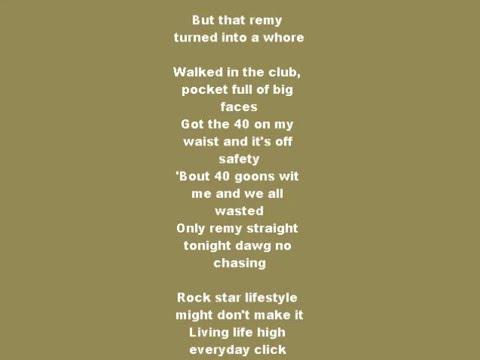 gucci mane ft plies wasted+lyrics