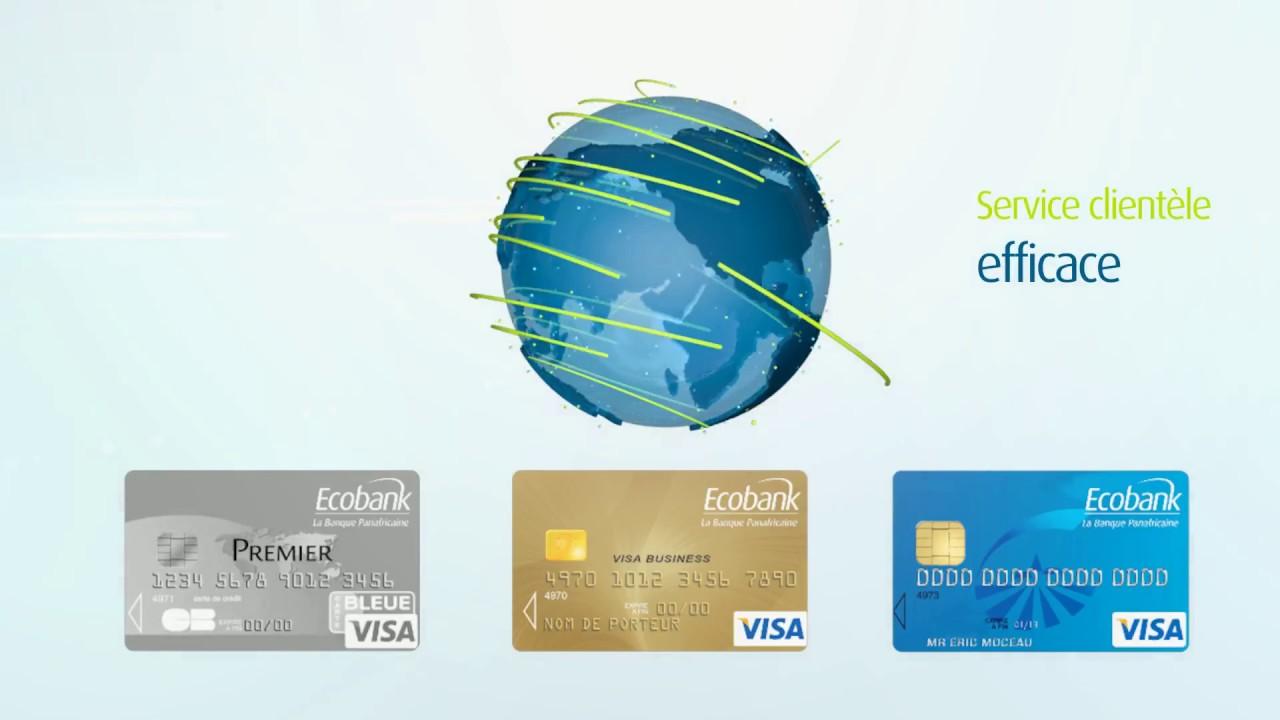 Ecobank VISA HD