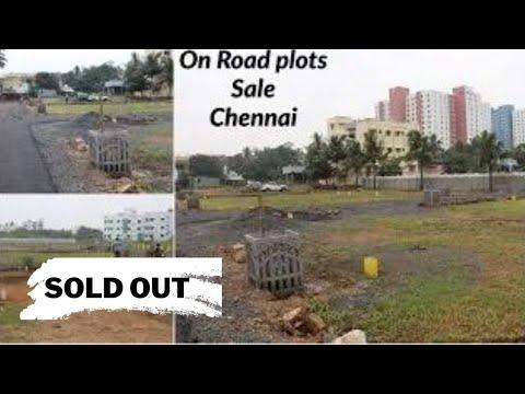 residential area on-road plots for sale | Chennai | independent villa #plots #plotsforsale #chennai