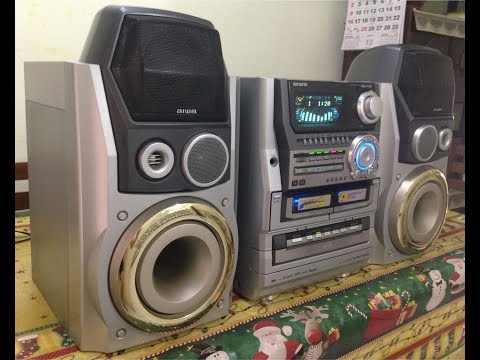 Aiwa Nsx T99 - (vendido)