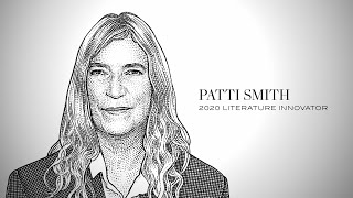 Download Patti Smith Receives WSJ. Magazine's 2020 Literature Award, Introduction by Ethan Hawke