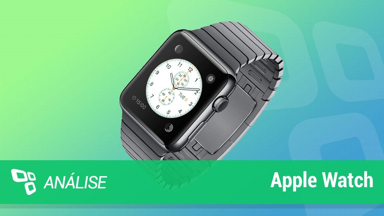 66ca6994b7b22 Apple Watch  Análise  - TecMundo - YouTube