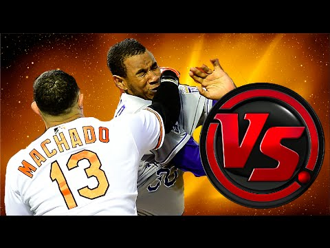 MANNY MACHADO VS YORDANAI VENTURA | MLB THE SHOW 16 CHALLENGE