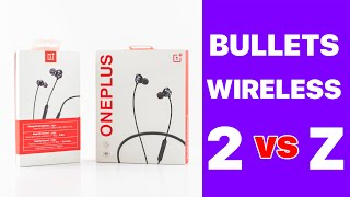 ЧТО ЛУЧШЕ? OnePlus Bullets Wireless 2 vs Z