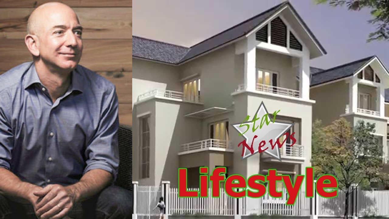 Jeff Bezos, Lifestyle, family, salary, car, house - Amazon ...