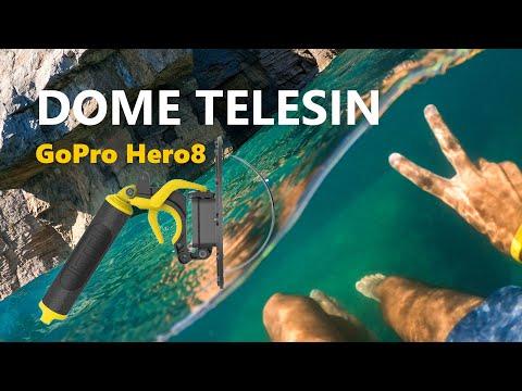 Recensione Telesin Dome per GoPro Hero8